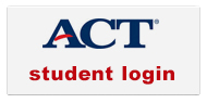 Click here to log into ACT Student